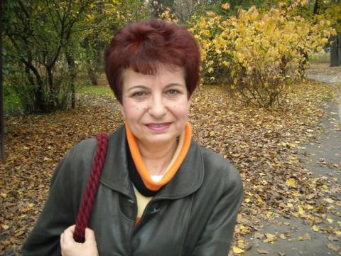 Людмила Коротких (Яровая)