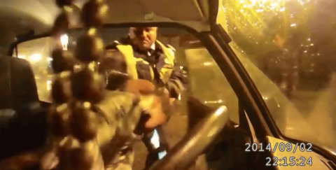 Приколы Санька на Украине в России не проходят(видео)