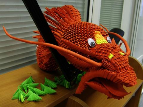 Красный дракон (модульное