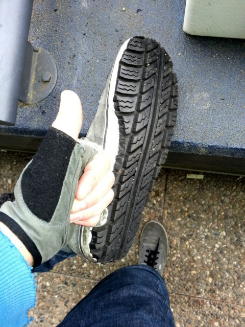 Не выбрасывайте шины! 10 кру…