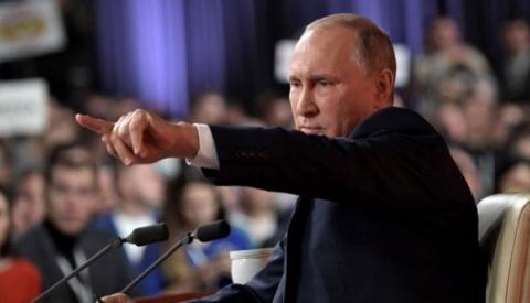 Ответ президента РФ Путина на хамство киевского корреспондента удивило жителей Украины