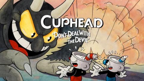 Стример прошел Cuphead одной рукой