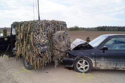 НАТО продолжает нести потери в технике на учениях в Европе