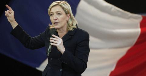 Марин Ле Пен: «Евросоюз теря…