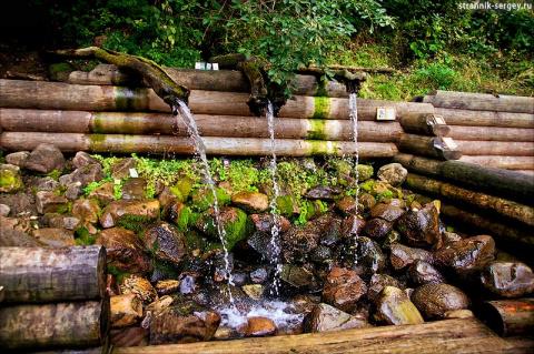 Водопад Гремячий - уникальный памятник природы