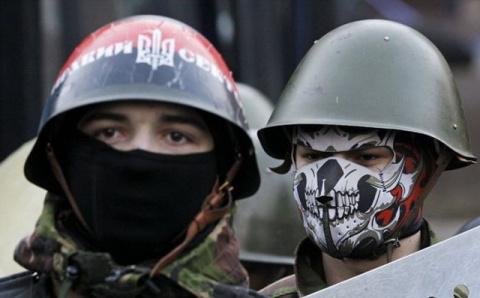 Боец «Правого сектора» заявил о скором наступлении на Крым и Донбасс