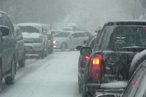 Автомобили предложили использовать для прогноза погоды