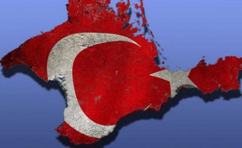 Турция поможет Украине вернуть Крым. Вот только кому?
