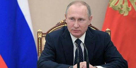 "Путин поддержал ""стопроцентн…"