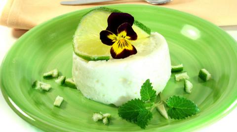 Лаймовый мусс: рецепт десерта