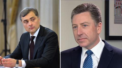 Тайные переговоры Суркова и …