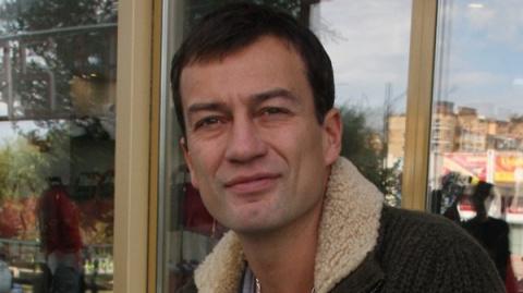 Андрей Чернышов впервые женился