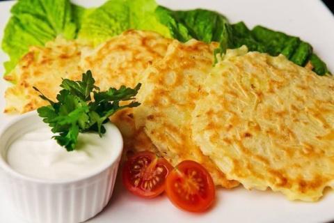 Картофельные оладьи - пять рецептов