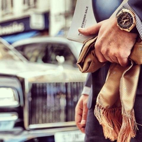 Основы мужского стиля
