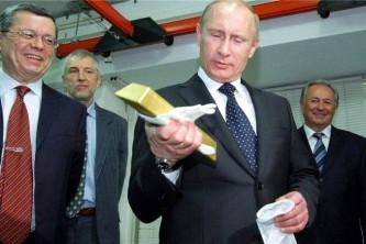 Китай: Российское золото сос…