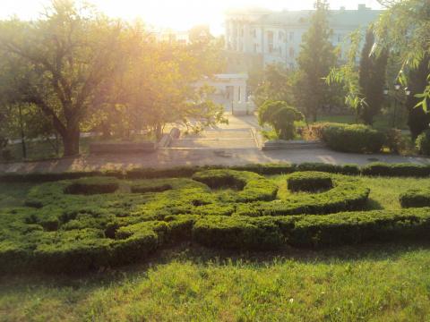 Севастополь Малахов курган 2