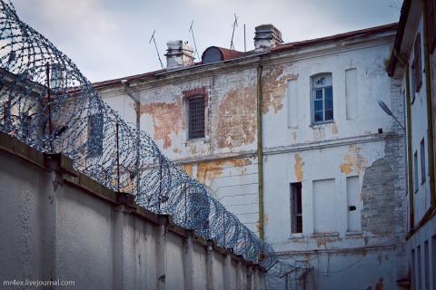 Тюрьма. Таллинская. Батарейная