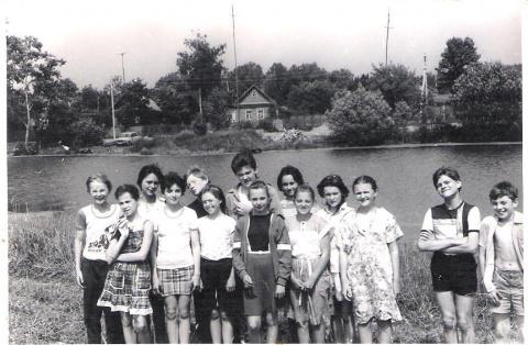 1990  год 2-ая смена в Кантемировке