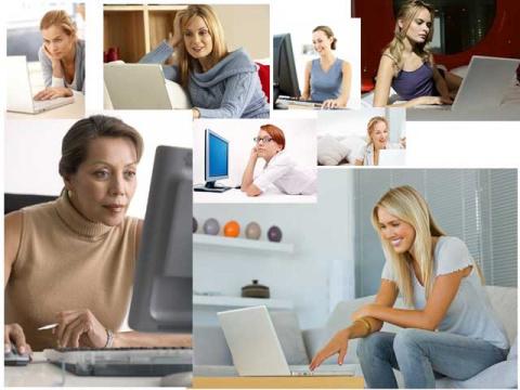 Женский Интернет. Чем занять…
