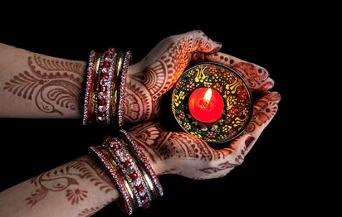 Индия празднует Дивали — фес…