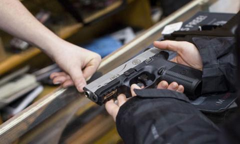 Огнестрельное оружие полност…