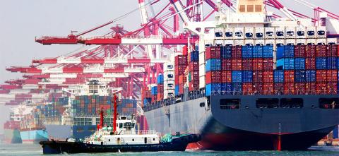 Экспорт из Китая вырос на 15%