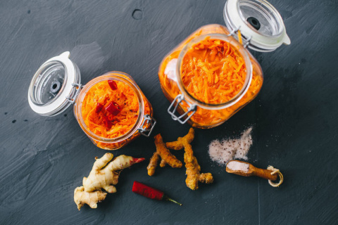 Ферментированная морковь - отличный вкус и невероятная польза