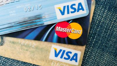 Visa и MasterCard получат отсрочку по уплате обеспечительных взносов