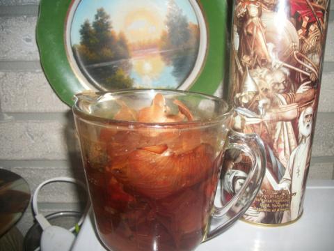 Луковый чай!!!! Древне русские рецепты!!