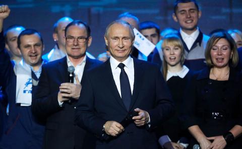 Путин решил идти на выборы: …