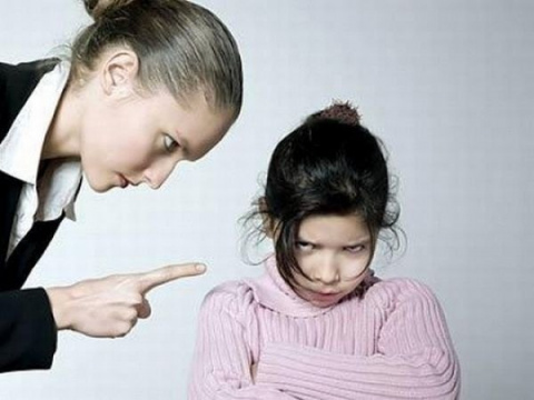 Взрослые и дети. Стереотипы общения
