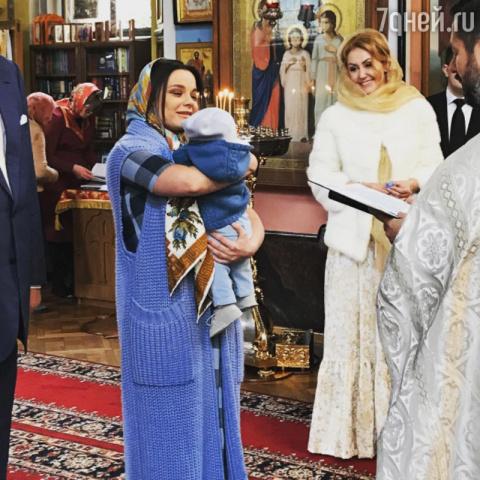 Наташа Королева снова стала мамой