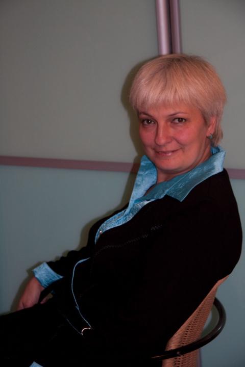 Марина Евтушенко (Полторацкая)