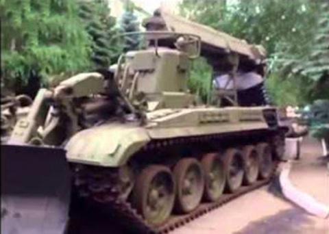 Под песню Высоцкого спецназ ДНР уничтожил укрепленный блокпост между Славянском и Краматорском
