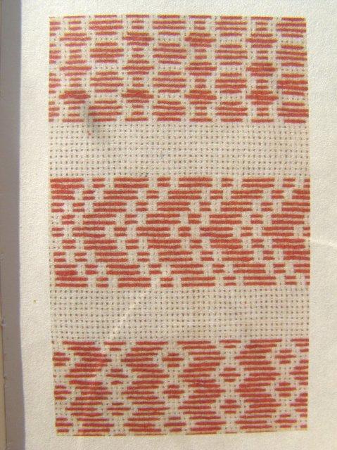 Счетные швы в вышивке