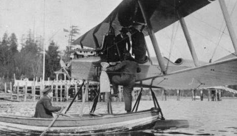 1 октября 1881 года – день рождения Уильяма Боинга