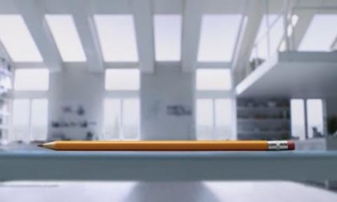 Что прячется за карандашом?