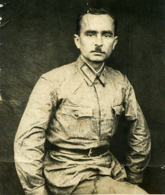 Чугунов Афанасий Ефимович. Через три войны