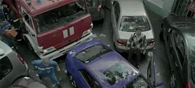 Отличная российская социалка о правилах парковки