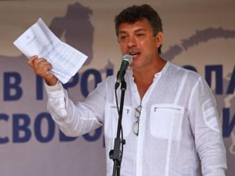 Лицемерие или плохая память: как Немцов «делал Россию колонией Китая»