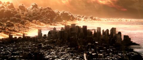 Солнце готовит Земле вспышку Судного дня