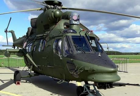 Украинские боевые вертолеты оснастят управляемыми ракетами
