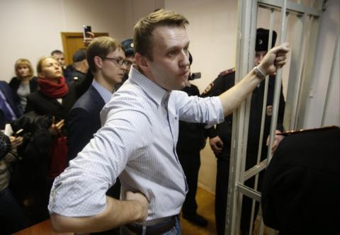 Ну что, Навальный, домечталс…