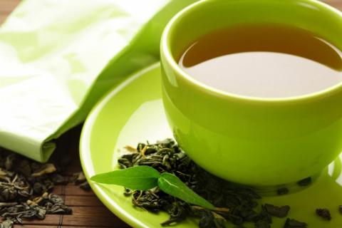 Зеленый чай напиток здоровья