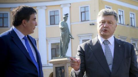 Враг Украины №1: Саакашвили …