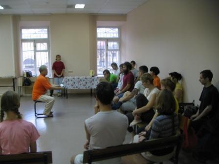 На семинаре Станислава Жукова 5 ноября 2011