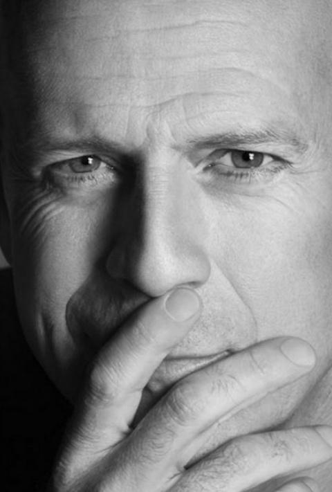 Портреты знаменитостей от Greg Gorman