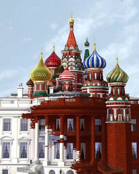 Русские начинают и выигрывают!!!