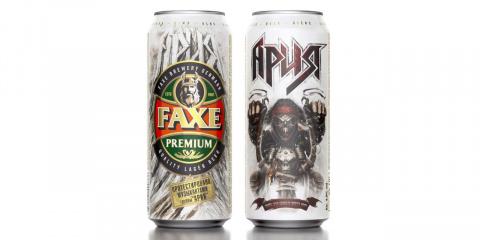 Рок-группа «Ария» стала спонсором пива