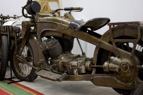 ИЖ-1 - первый мотоцикл ижевс…